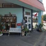 スカスカ - 入口
