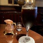 皇琲亭 - アイスコーヒー