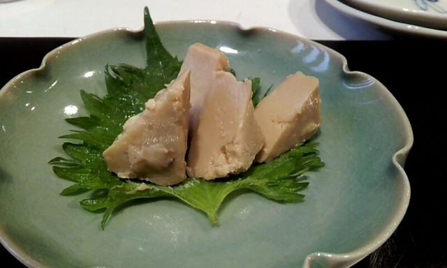 川しま - 絶品中の絶品、豆腐味噌漬け 冷酒にバッチリです。