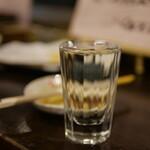 立呑み処 豊後屋 - 日本酒