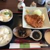 かとう - 料理写真:日替り、おろしロースとんかつ定食750円