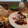 goodspoon Cheese Sweets & Cheese Brunch エキュート上野店