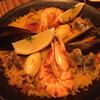 浅草六区ばる - 料理写真:パエリア 1300円