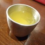 空 - 食前シークワーサ酒