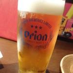 空 - 生オリオンビール