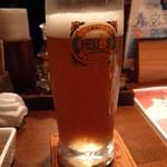 首里 - 青い空と海のビール
