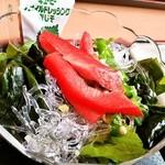 讃岐製麺 - サラダ
