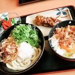 讃岐製麺 - 全体