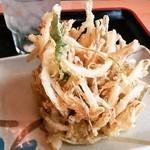 讃岐製麺 - かきあげ