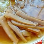134560022 - スープとメンマ