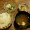 藤よし - 料理写真:小鉢はビーフン