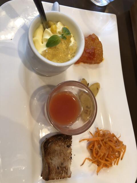 アンティカ オステリア ゴンドレッタの料理の写真
