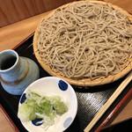 カフェドゥソバ 凜 - 料理写真:おおもりそば 1067円