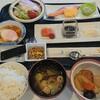 クアハウス碁点 - 料理写真:朝食 和定食 全景