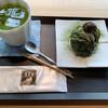 丸山海苔店 - 料理写真:濃厚抹茶モンブランセット