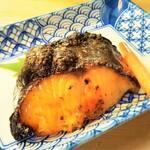 葵 - 銀鱈西京焼