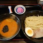 麺屋 暁 - 濃厚海老つけ麺