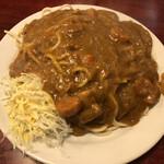 レストラン喫茶 タクト - カレースパゲティ
