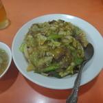 廣新 - 料理写真:廣新飯