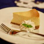 134571556 - ベイクドチーズケーキ
