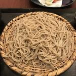 喜郷 - 料理写真:なめらかで喉越しが良い