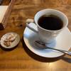 自家焙煎珈琲 あぶさんと - ドリンク写真:オリジナルブレンド 455円税抜