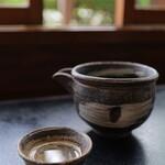 嵐山よしむら - ドリンク写真: