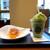 タリーズコーヒー - 料理写真:T's アイスラッシュとチーズブレッド ラタトゥーユチキン
