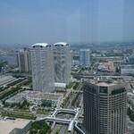 134577446 - 50階の眺め。絶景です!
