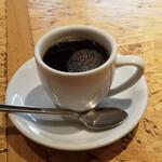134577646 - 食後のコーヒー