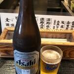 玄屋 - 麦酒520円