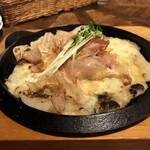 風緑 - もちチーズ焼き