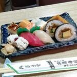 Suehiro - 盛り合わせ寿司