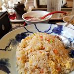 奉天飯店 - 奉天定食の五目炒飯