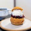 カビ ニカイ - 料理写真:アメリカンチェリーのシュークリーム