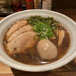 麺や 幸村 - 料理写真:特のせ魚介豚骨ラーメン