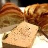 レ・フルシェット - 料理写真:白レバーのパテ