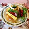 Shionhachimaruhachi - 料理写真:オープンサンドのランチ