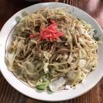 さの食堂 - 富士宮焼きそば¥500