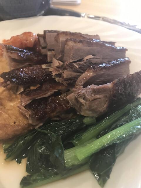 鵝一喜の料理の写真