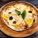 TOWER-Z - 料理写真:オレンジのフルーツピザ 最高に美味しい!