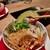 とり田 - 冷やし担々麺