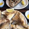 かねまつ - 料理写真:鰤お頭と鯛お頭(各200円)(2020.08.現在)