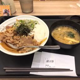 松屋 新宿西口店 新宿 牛丼 食べログ
