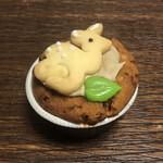 焼き菓子専門店 アルカイック - 奈良のしかさんマフィン キャラメル 400円
