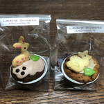 焼き菓子専門店 アルカイック - 料理写真:奈良のしかさんマフィン
