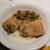 赤坂シュビア - 料理写真:白身魚の香草・チーズ・パン粉焼き