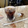 梅の木 - ドリンク写真:ブレンドコーヒー アイス