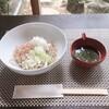 蕎麦 阿き津 - 料理写真:おろしぶっかけ