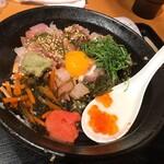134608697 - 魚屋丼(810円)